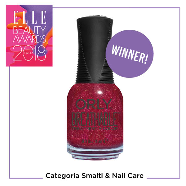ORLY Breathable Elle Beauty Awards